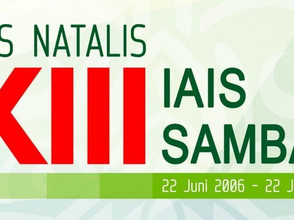 Jalan Sehat Dalam Rangka Dies Natalis XIII IAIS Sambas