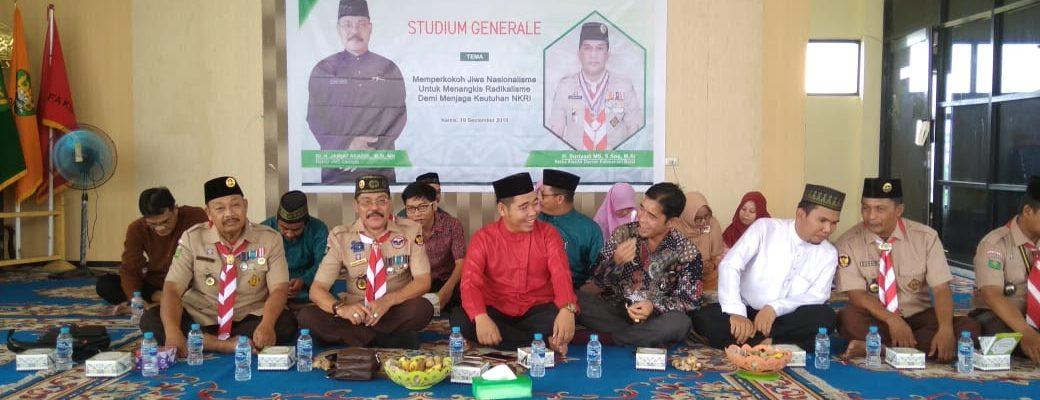 Studium Generale Kwartir Daerah Gerakan Pramuka Kalimantan Barat