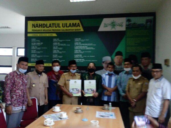 IAIS Sambas adakan MoU dengan Nahdlatul Ulama Provinsi Kalimantan Barat