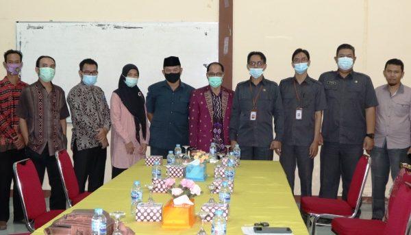 Kolaborasi IAIS Sambas - BPS Kabupaten Sambas Perkuat bidang Penelitian, Pendidikan dan PKM