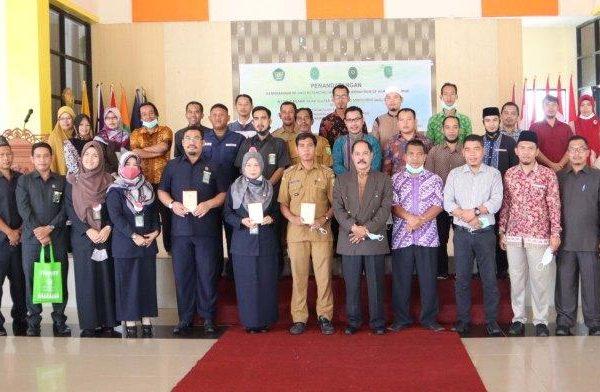 Rektor IAIS Sambas lakukan Kerjasama dengan 3 Instansi