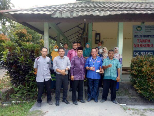 Tindak Lanjut MoU, STKIP Singkawang kunjungi IAIS Sambas