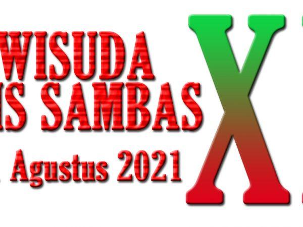 WISUDA XI (2020/2021) IAIS SAMBAS